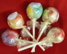 five lollipops